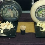 This cheese maker produced some great cheeses!