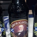 Good Beer from Scotland, and their representative is a great guy! I had to tweet them!