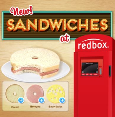 Redbox Lunch Meat