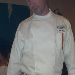 Chef Bart Vandaele.