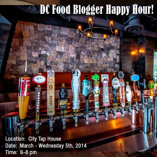 City Tap House Flyer FB