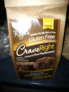 Crave Right cookies