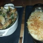 Gryphon (a couple of doors down from GBD in Dupont) makes good sides including brussel sprouts and macaroni and cheese.