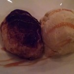 Blackwell Hitch: Apple Dumpling & Vanilla Bean Icecream