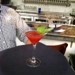 Blackwell Hitch: Watermelon Saketini