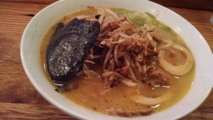 Daikaya's Mugi-Miso Ramen is Flavorful & Fantastic.