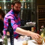 Mixologist Michael Saccone of Hank's Oyster Bar