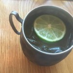 A Moscow Mule, but with bourbon