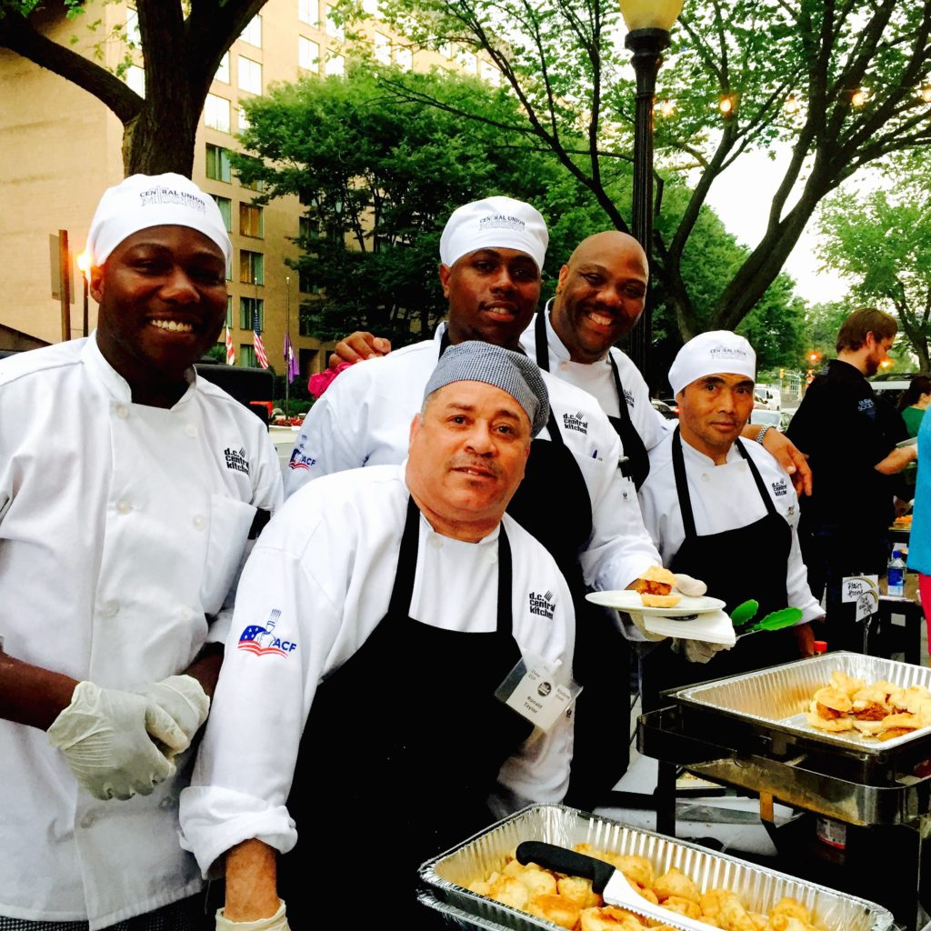 the culinary training class of dc central kitchen - Dc Central Kitchen
