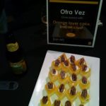 Otra Vez was one of my favorite beers of the the evening, although I wasn't crazy about the food pairing.