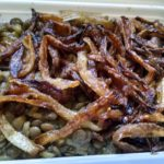 Rice & Lentil Salad (with Caramelized Onions)