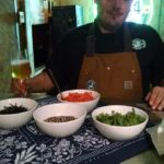 Chef Andrew & Poke Fixings!