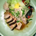 Seared Duck Breast & Confit Leg!