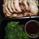Teriyaki Chicken with Broccoli & Brown Rice